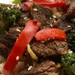 Slow Cooker Beef Broccoli | kimschob.com