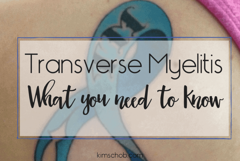 Transverse Myelitis What You Need to Know