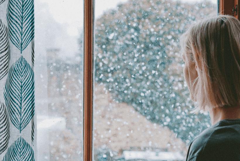 5 Ways to Stay Happy and Avoid the Winter Blues | kimschob.com