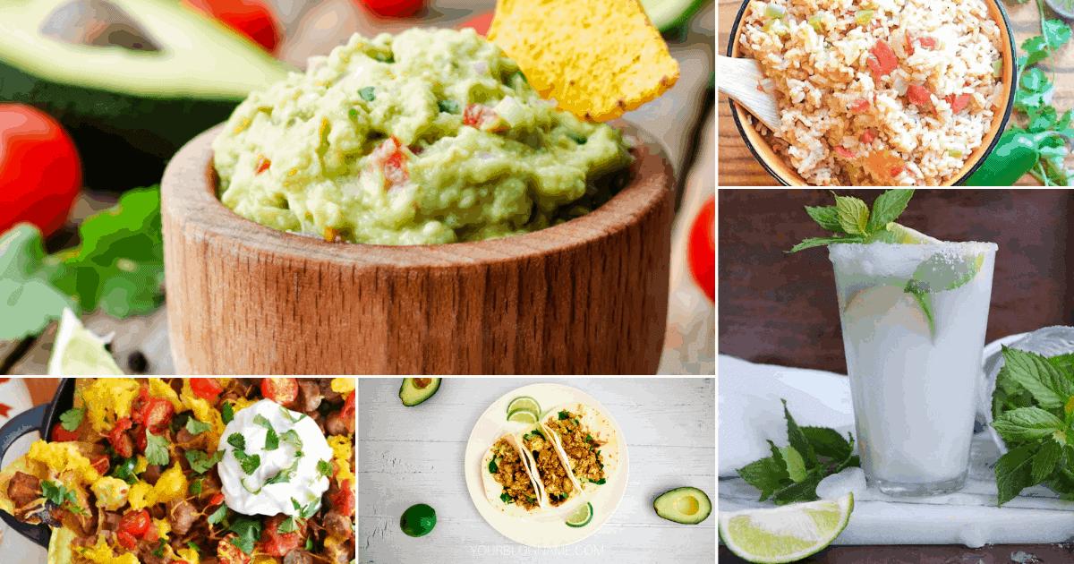 12 Best Cinco de Mayo Recipes To Make This Year | kimschob.com