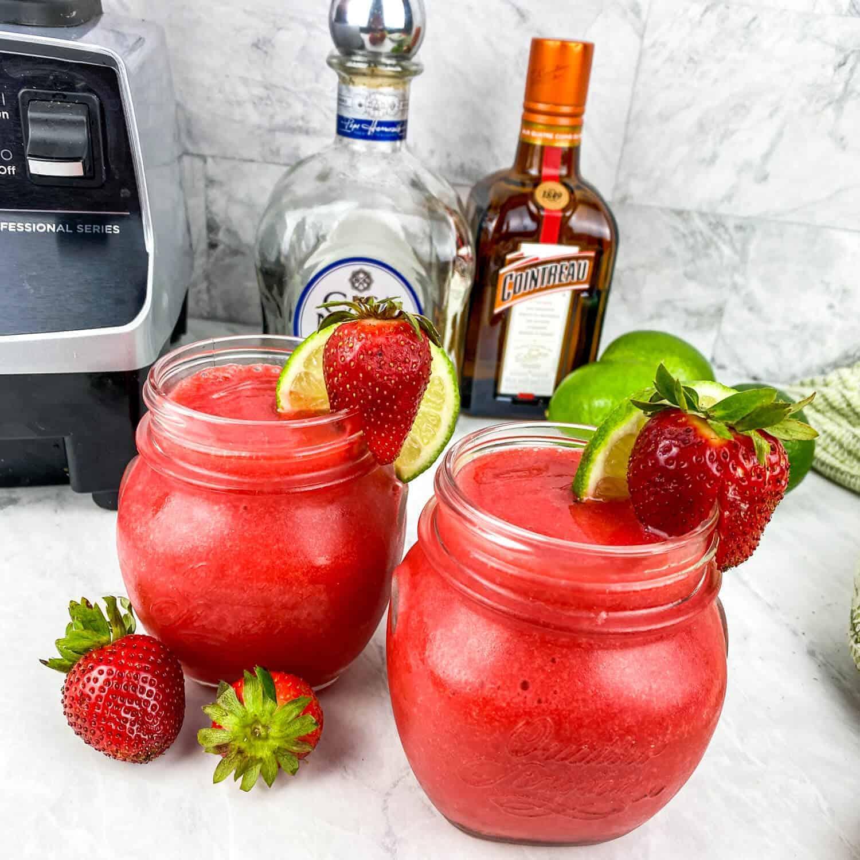 StrawberryMargarita square 1 • Kim Schob