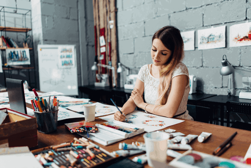 Why Adults Are Still Flocking to Coloring Books | kimschob.com