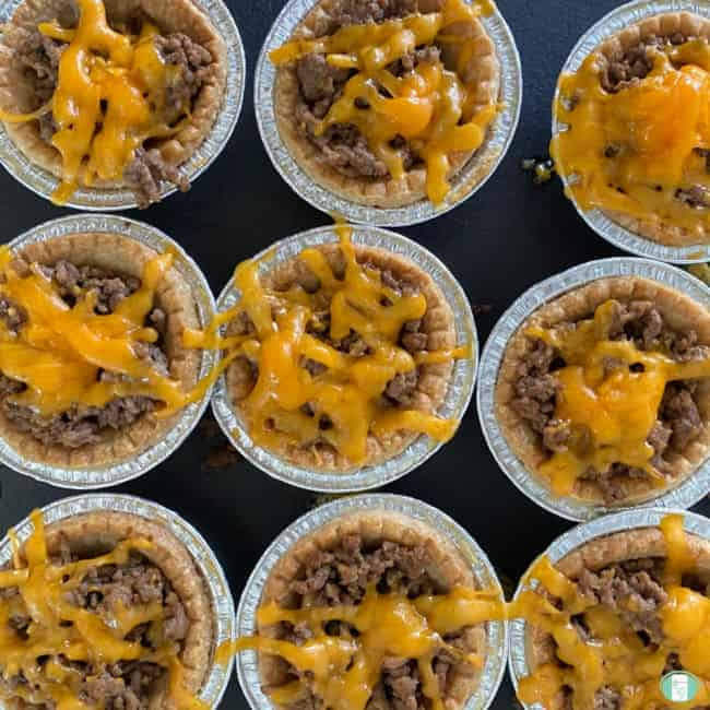 Taco Cups square 1 • Kim Schob