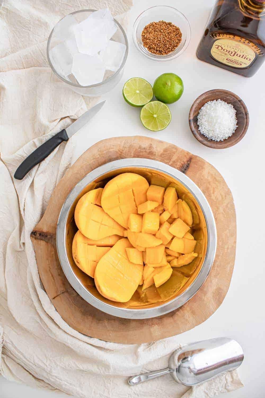 Mango Margarita | kimschob.com