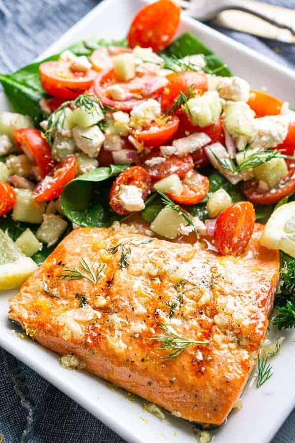 Copy of Grilled Salmon b 78 • Kim Schob