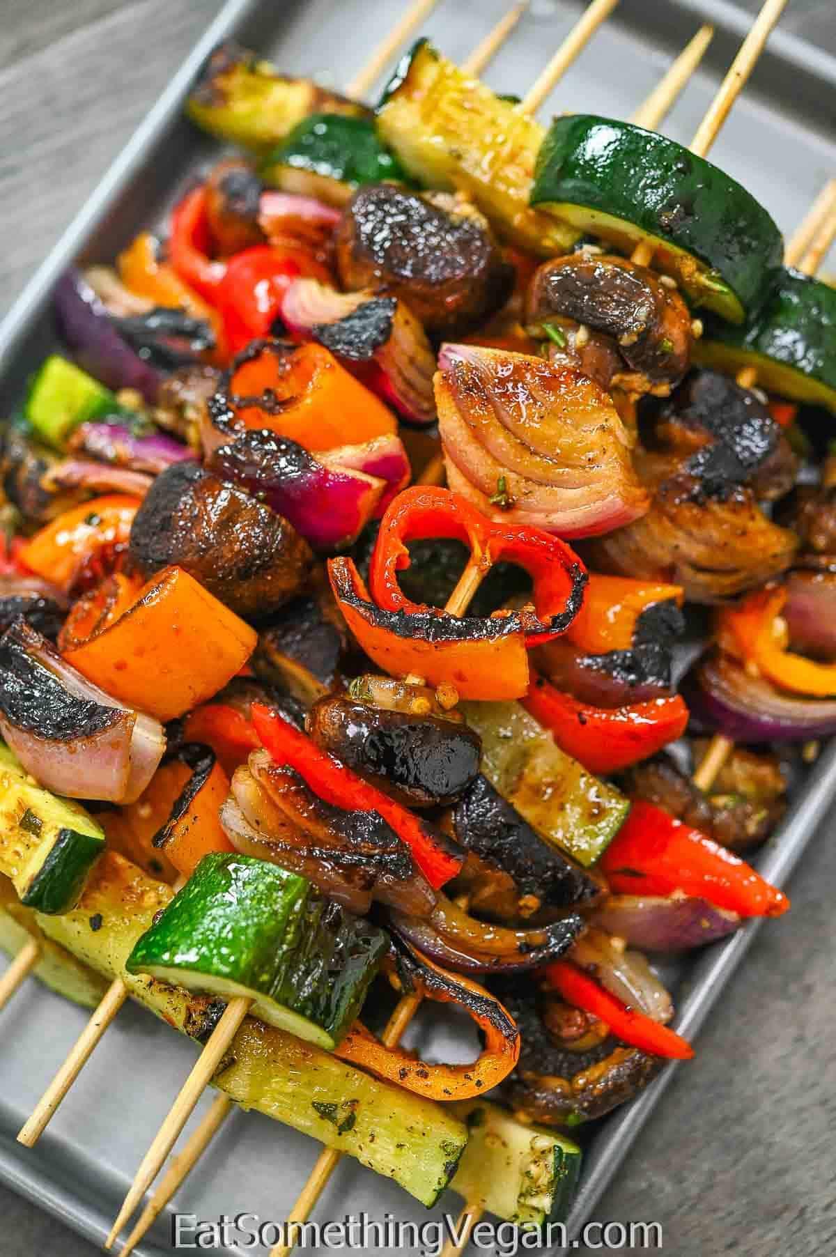 Copy of Vegetable Skewers 2 • Kim Schob