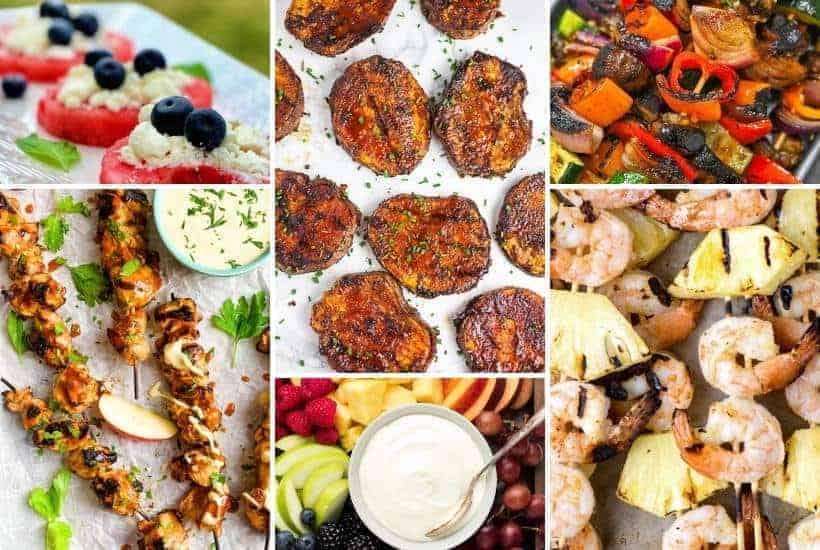 Summer BBQ Recipes | kimschob.com