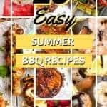Summer BBQ Recipes   kimschob.com