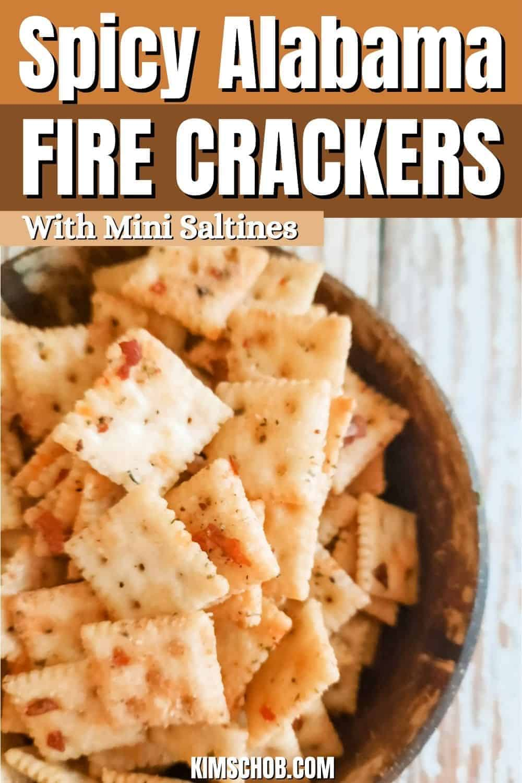 Alabama Fire Crackers   kimschob.com
