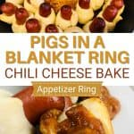 Pigs In A Blanket Ring | kimschob.com