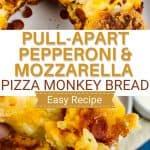 Pizza monkey Bread   kimschob.com