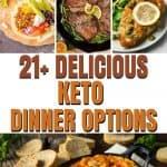 Delicious Keto Dinner Options   kimschob.com