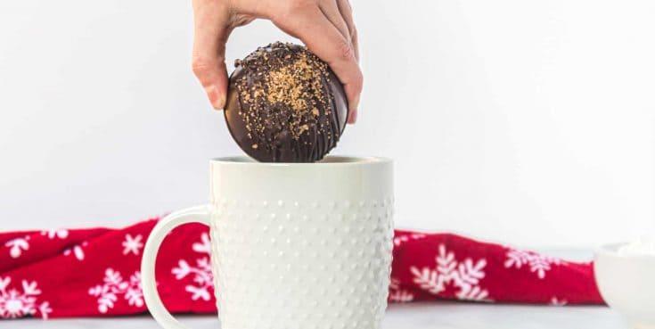 hot chocolate bombs dairy free facebook • Kim Schob