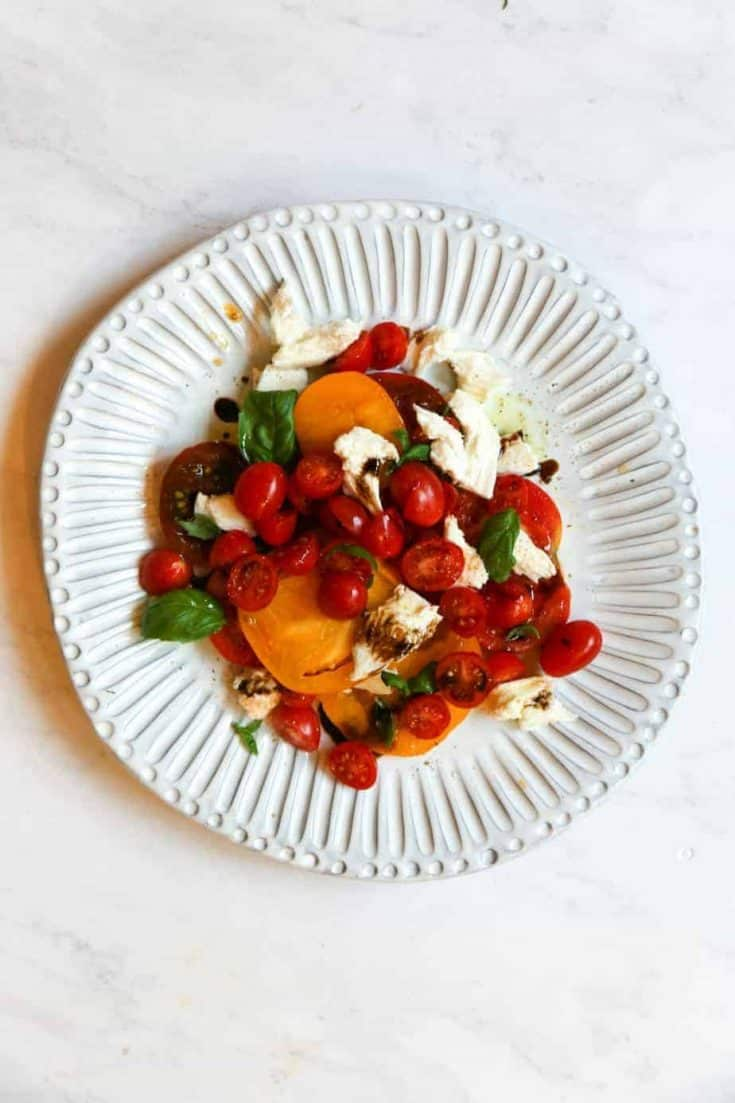 keto caprese salad 2 1 1 scaled 1 • Kim Schob